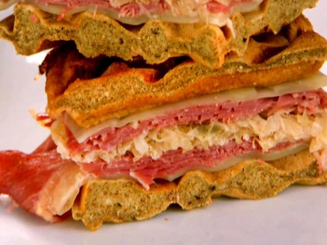 sendvic Wannabe Bride: Večera za dvoje   Sendvič na drugačiji način