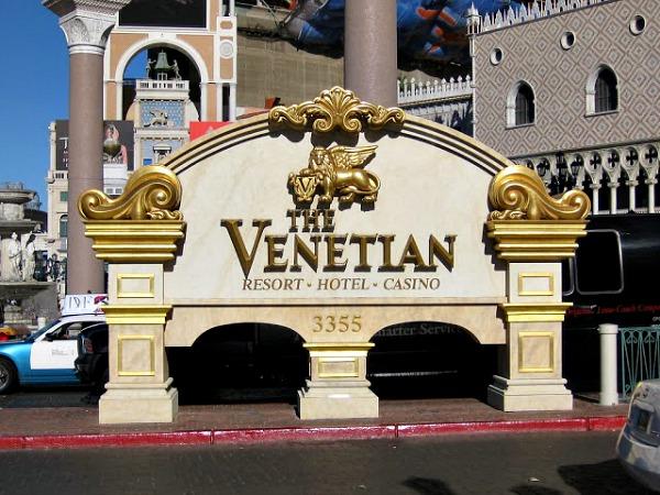 01 Hotel Venecija u Las Vegasu Novi hotel u Las Vegasu, replika Venecije