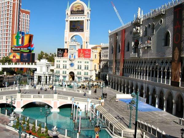 02 Hotel Venecija u Las Vegasu Novi hotel u Las Vegasu, replika Venecije