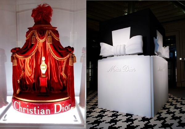 02 Izlozba Miss Dior enterijer parfemi Izložba u Parizu posvećena parfemu Miss Dior