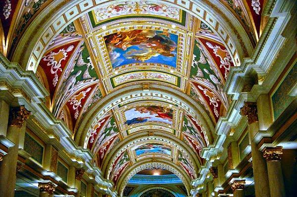 03 Hotel Venecija u Las Vegasu Novi hotel u Las Vegasu, replika Venecije