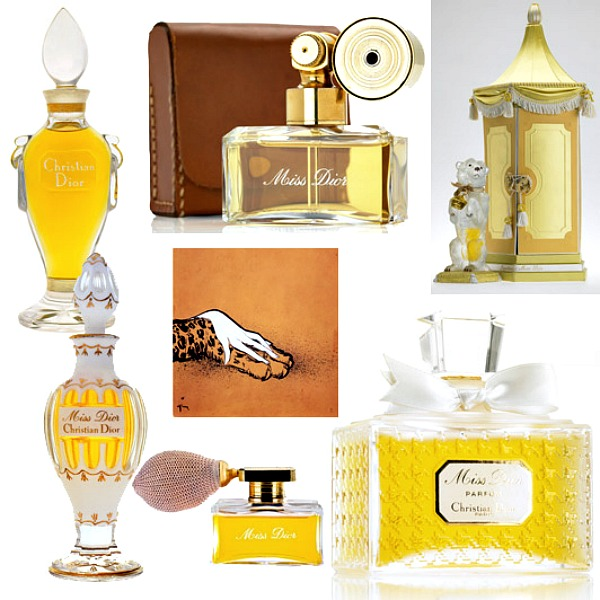03 Varijacije Miss Dior parfema Izložba u Parizu posvećena parfemu Miss Dior