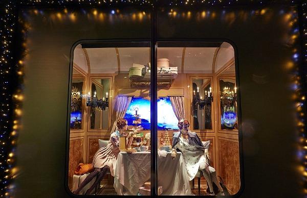 04 Harrods izlog3 Veličanstveni Harrods izlozi u novogodišnjem i božičnom stilu
