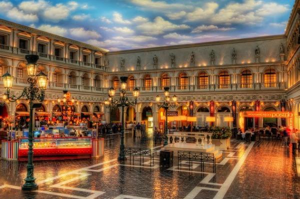 04 Hotel Venecija u Las Vegasu Novi hotel u Las Vegasu, replika Venecije