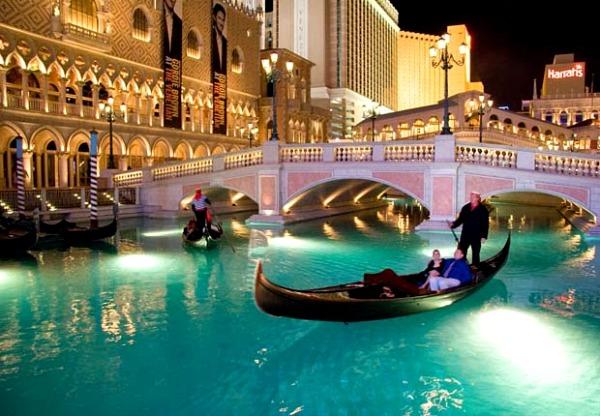 05 Hotel Venecija u Las Vegasu Novi hotel u Las Vegasu, replika Venecije
