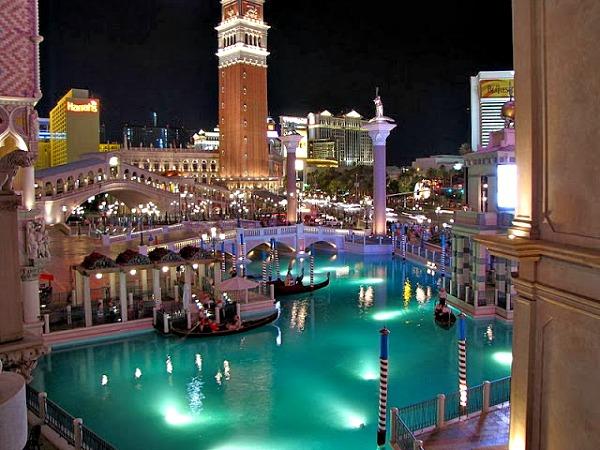 06 Hotel Venecija u Las Vegasu Novi hotel u Las Vegasu, replika Venecije