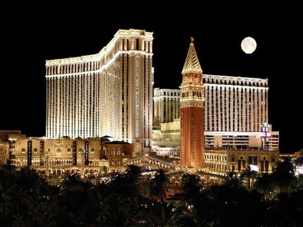 08 Hotel Venecija u Las Vegasu Novi hotel u Las Vegasu, replika Venecije