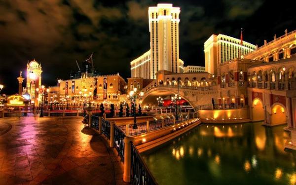 09 Hotel Venecija u Las Vegasu Novi hotel u Las Vegasu, replika Venecije