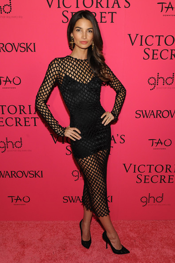 2013+Victoria+Secret+Fashion+After+Party+Pink+iwYNQWUKbp1l Fashion Police: Victorias Secret After Party 2013
