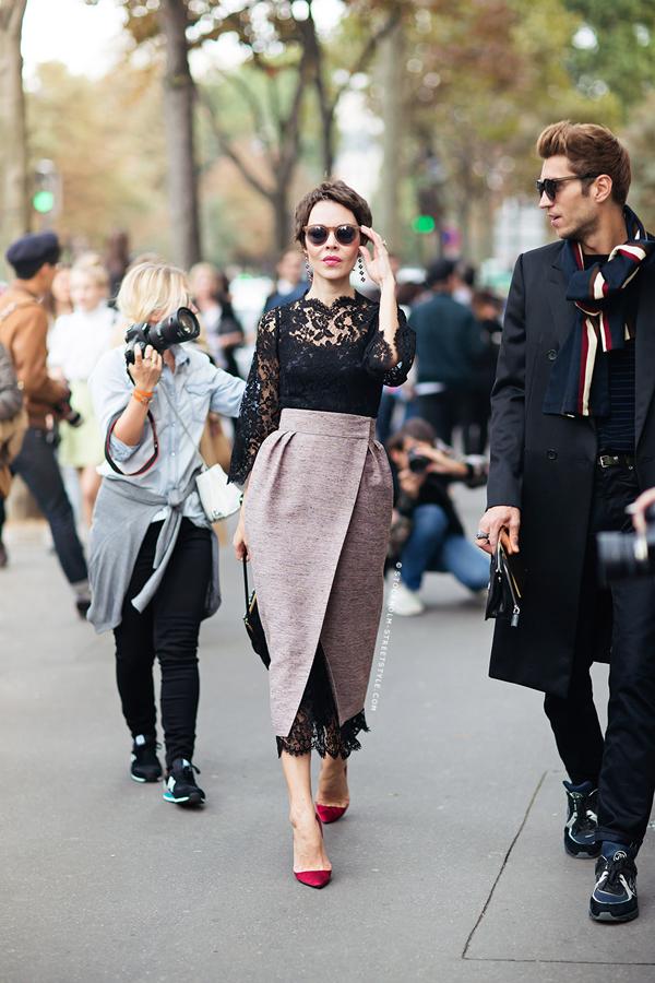 315796 Street Style: Fantazija od mode