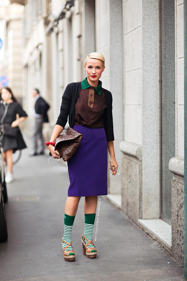 315820 Street Style: Fantazija od mode