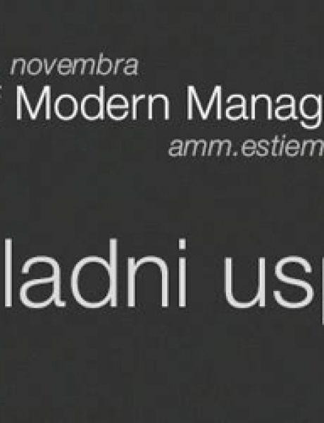 Dva dana do kraja prijave za seminar Academy of Modern Management 2013