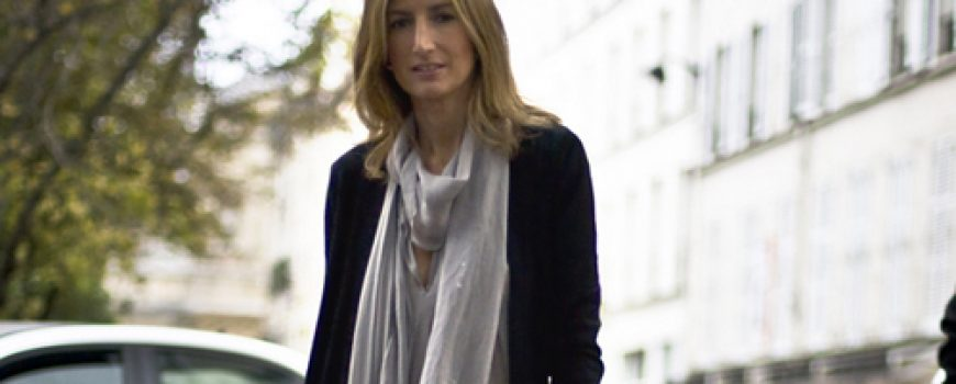 Street Style: Sarah Rutson