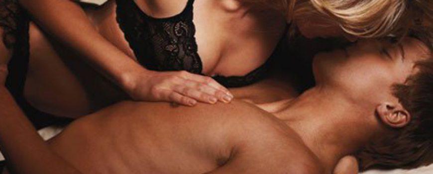 Seks na eks: Goli u sedlu