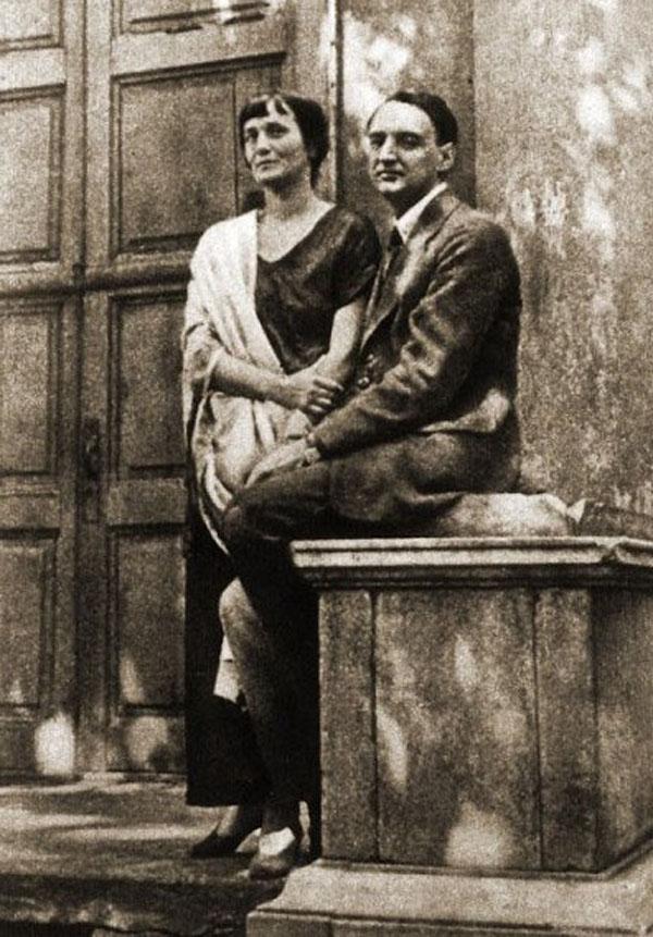Ahmatova i Punin na Fontanki Divlja Anna Akhmatova od hiljadu ljubavi i nežni Amedeo Modigliani, jedini na svetu (1. deo)