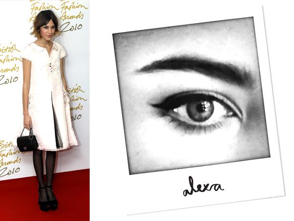 Alexa Chung Eyeko Najbolje modne saradnje