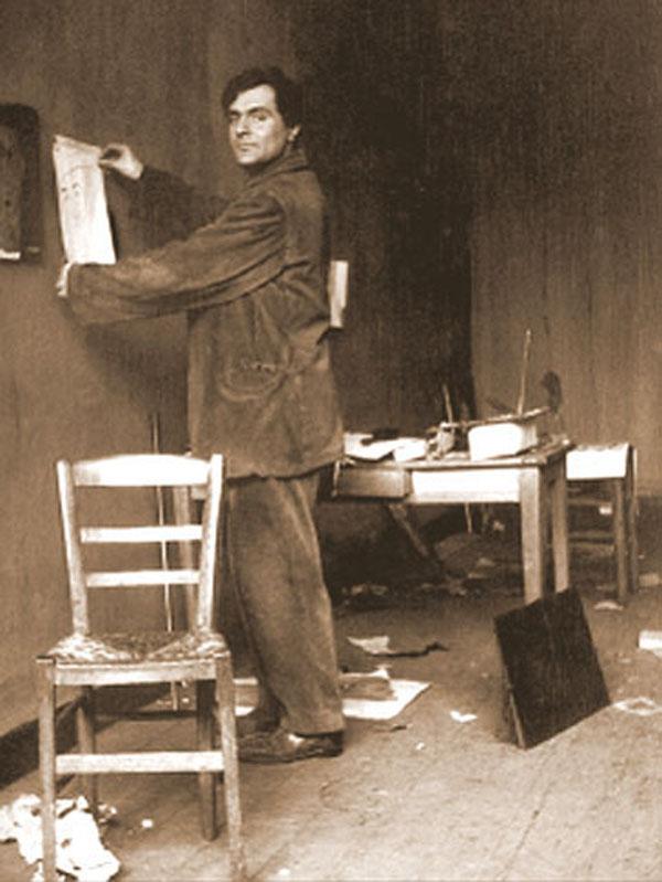 Amedeo Modiljani u ateljeu Modiljani je prilazio ženama bez zadrške, spontano, širokog osmeha i osvajao u trenu (3. deo)