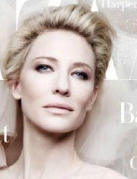 """Modni zalogaj: Cate Blanchett za """"Harper's Bazaar"""""""