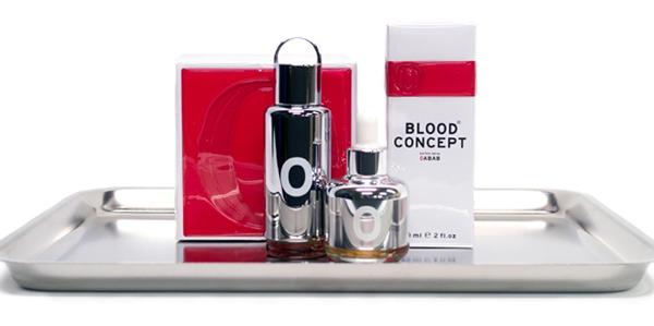 Blood concpept 3 Mirisna infuzija: Parfemi krvnih grupa