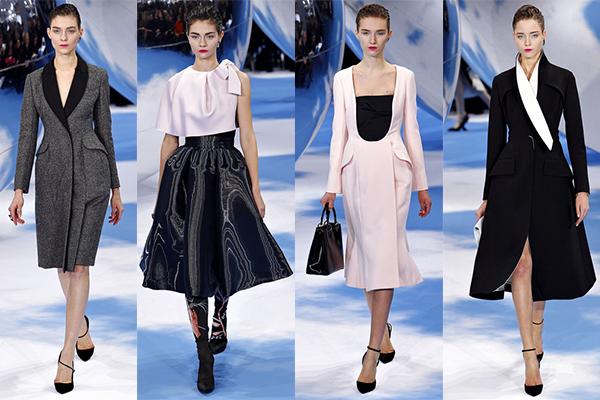 Christian Dior Midi dužina u novom ruhu