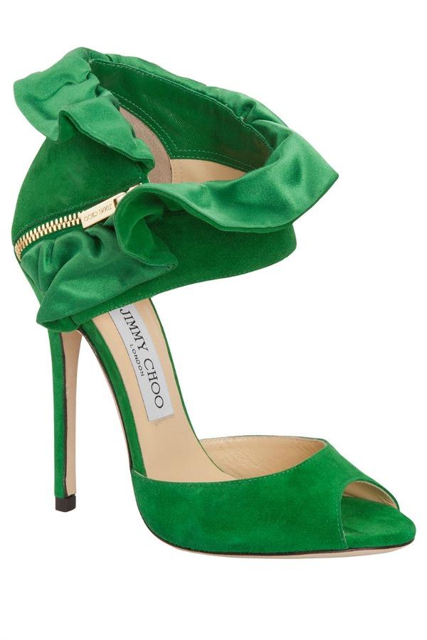 Cipele Jimmy Choo SL1 Aksesoar dana: Sandale Jimmy Choo