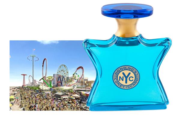 Coney Island bond Parfemi: Sve zvezde Njujorka