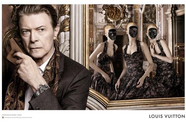 David Bowie for Louis Vuitton 600x399 David Bowie zvezda reklamne kampanje Louis Vuitton