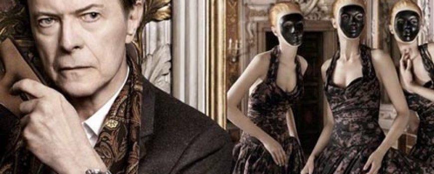 David Bowie zvezda reklamne kampanje Louis Vuitton