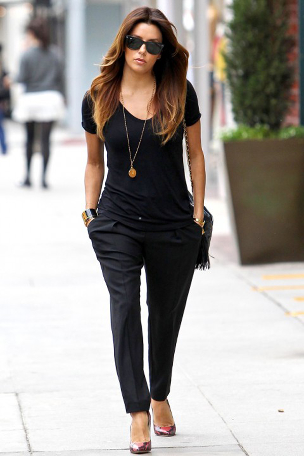 Eva Longoria Main Sedam dana savršenog stila
