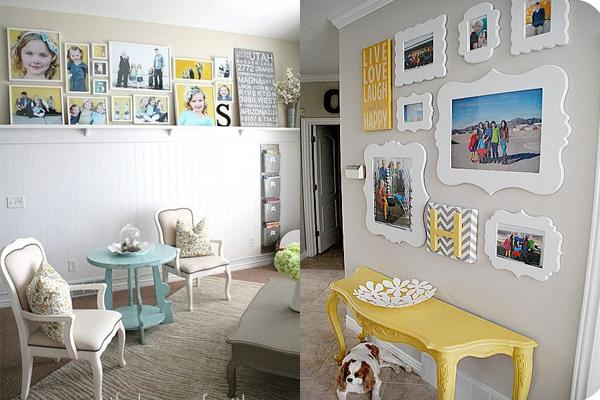 Fotografije iznad stocica Neodoljivi ukras vašeg doma: Fotografije