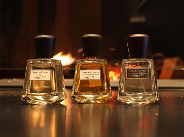 Frapin Konjak i parfemi