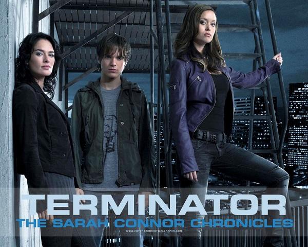 """Glavni junaci serije Terminator Hronike Sare Konor Serija četvrtkom: """"Terminator: The Sarah Connor Chronicles"""""""