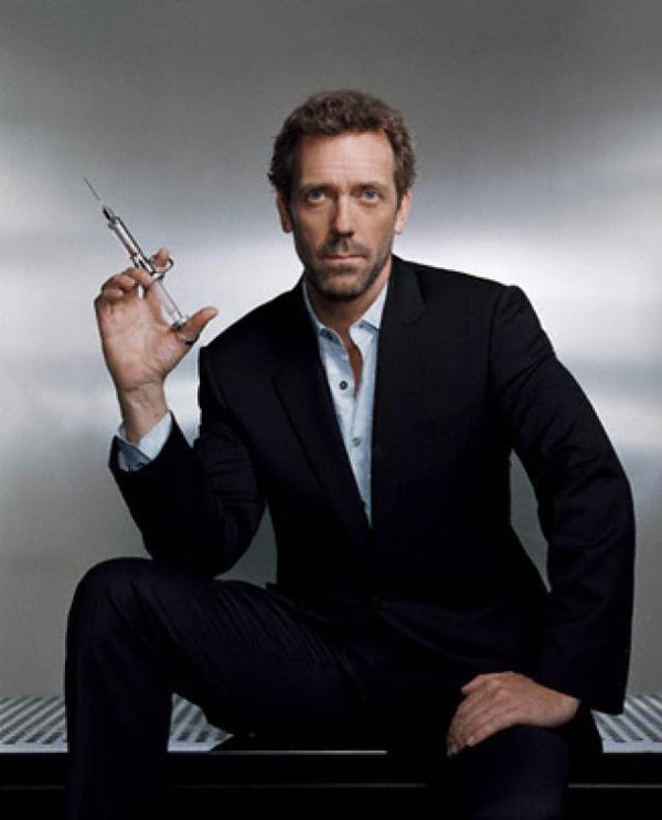 Haus sa injekcijom Neodoljivi šarmeri u belom: Top pet TV doktora