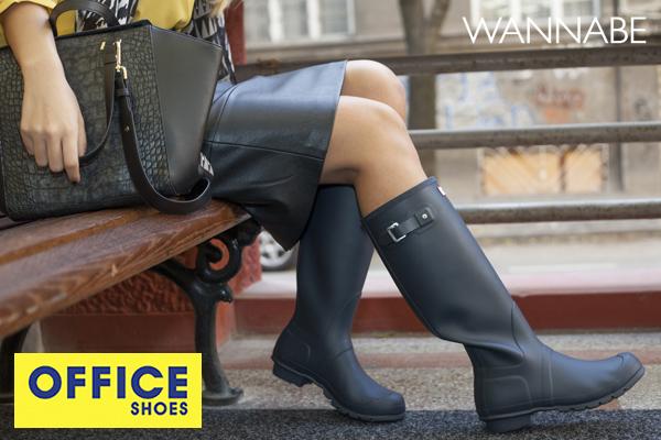 IMG 7470 Modni predlozi iz Office Shoesa: Gumene čizme Hunter