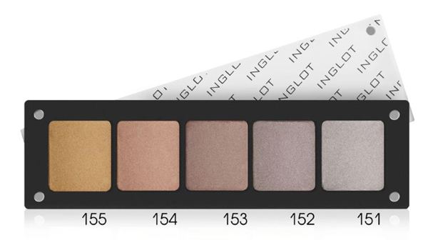 Inglot Freedom System Pallet 42 euro Inglot Cosmetics: Trendovi za hladne dane