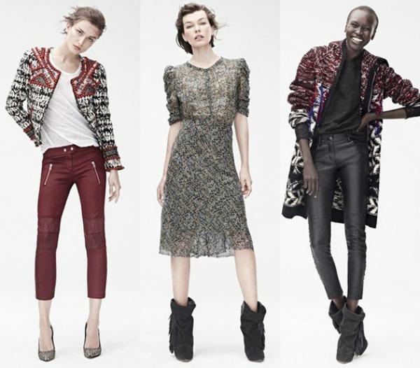 Isabel Marant HM Najbolje modne saradnje