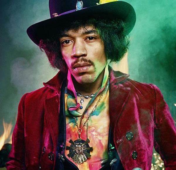 Jimi Hendrix moc ljubavi Srećan rođendan: Jimi Hendrix