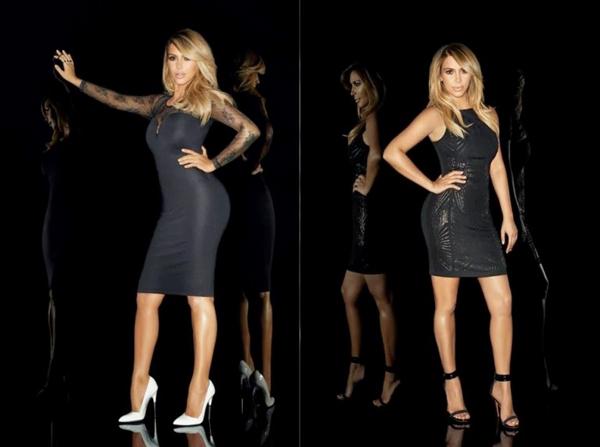 Kardashian Kollection Lipsy London2 I one imaju svoju modnu liniju: Kardashian Kollection