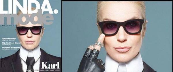 Karl Lagerfeld Italia indenpendent Najbolje modne saradnje