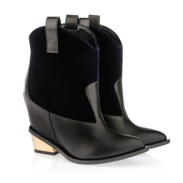 Kaubojke Guiseppe Zanotti: Popularne kratke čizme