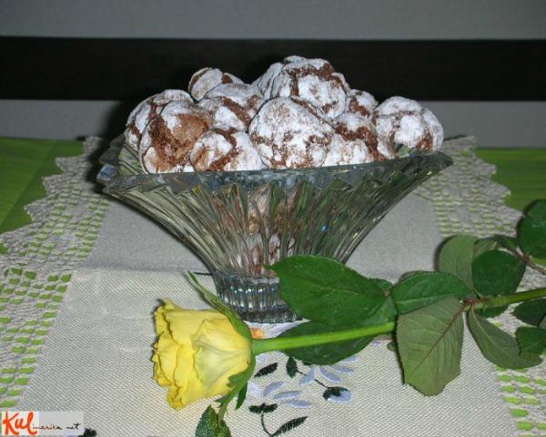 Keksici u ciniji Ukusne poslastice: Polomljeni keksići