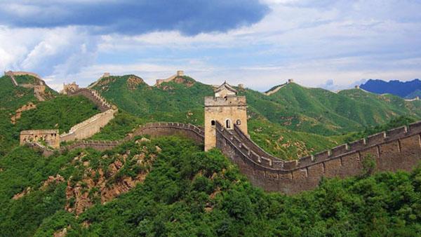 Kineski zid Deset najčudesnijih zidova na svetu