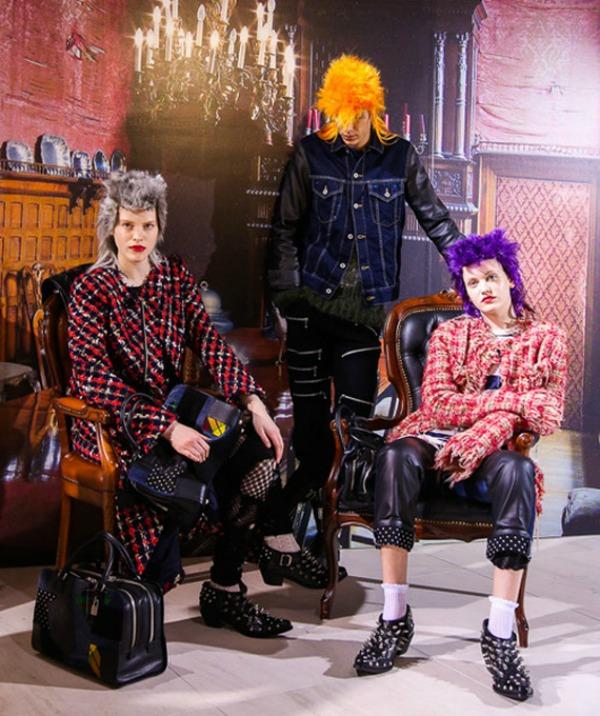 Loewe Junya Watanabe Comme des Garcons Najbolje modne saradnje