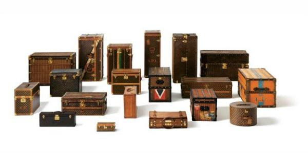Louis Vuitton 100 Legendary Trunks Pakujte kofere: Louis Vuitton je stigao u Moskvu!