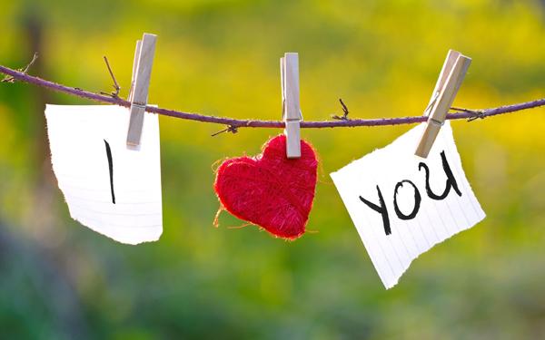 Love Unusual declaration of love 037418  Izjavite ljubav, kao da to nije bogzna šta