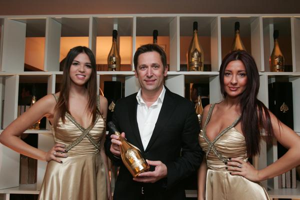 MS9Q1244 Armand de Brignac: Najluksuzniji šampanjac na svetu