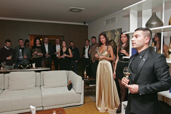 MS9Q1479 Armand de Brignac: Najluksuzniji šampanjac na svetu