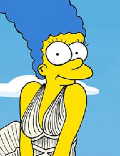 Nova modna ikona: Marge Simpson