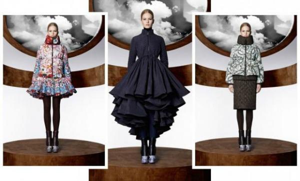 Mary Katrantzou Moncler Najbolje modne saradnje