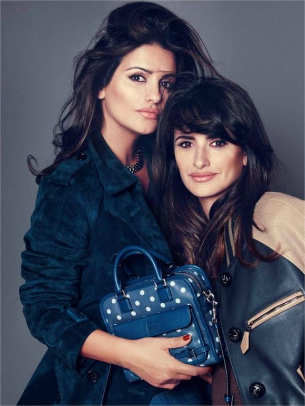 Moderne i praktične   nove torbe iz brenda Loewe Modni zalogaj: Sestre Cruz kreirale svoju torbu za Loewe